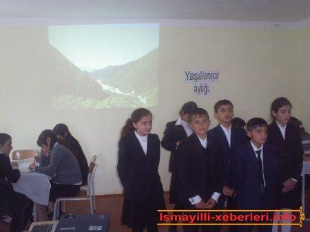 Gənc meşəçilərin seminarı