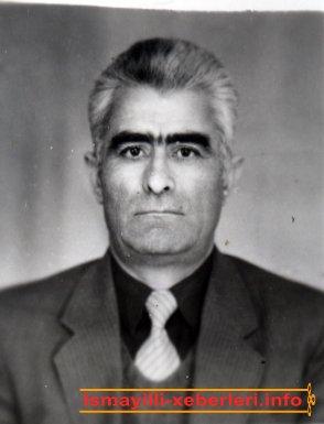 Səmədov  Saday  Ağalar  oğlu