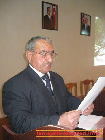 Rayon Ağsaqqallar Şurasının konfransı
