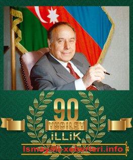 Heydər Əliyev - 90