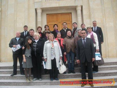 Tatarlar İsmayıllıda