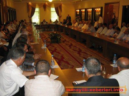 İsmayıllıda Dövlət Humanitar və Texnologiyalar kolleci açılacaq