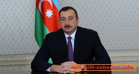 Prezident İsmayıllı rayonuna 2 milyon manat ayırıb