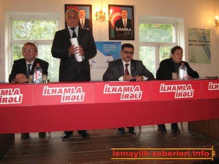 Ölkə prezidenti İlham Əliyev sabitliyin və tərəqqinin qarantıdır