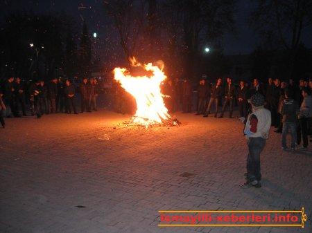 Novruz bayramında yanğın təhlükəsizliyi tədbirləri