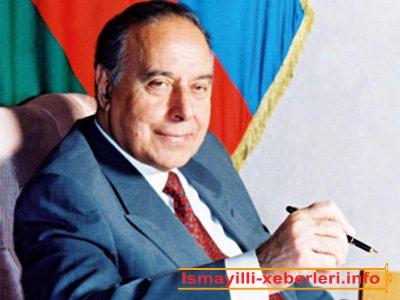 Ümummilli lider - Heydər Əliyev