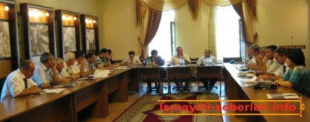 Şəhərsalmaya aid seminar
