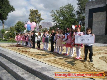 �Təmiz şəhərdə yaşa� - rəsm müsabiqəsi