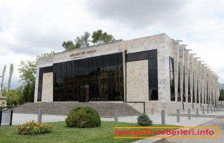 İlham Əliyev İsmayıllı rayonunda səfərdə olub