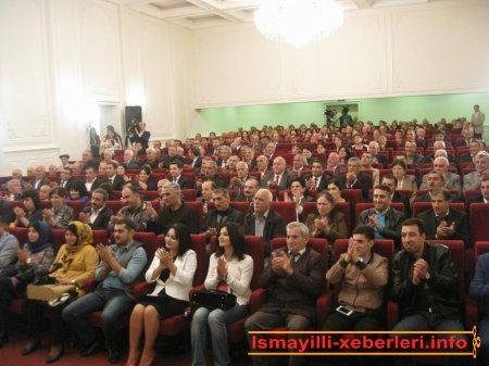 Mədəniyyət Sarayında möhtəşəm konsert