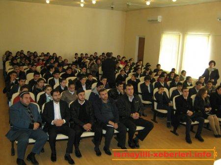 �İslamda uşaq hüquqları� mövzusunda seminar