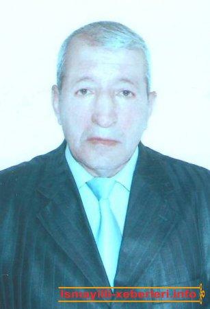 İsmayılov Sabir Qurban oğlu