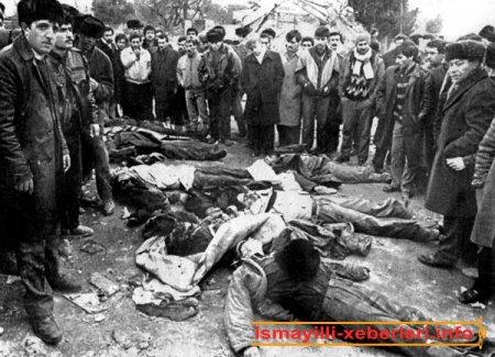 20 Yanvar faciəsi Azərbaycan xalqına və insanlığa qarşı törədilmiş dəhşətli cinayətdir